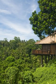 Boutique Hotel Alila Ubud, Ubud, Indonesia.