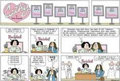 Cathy  comic for Aug/23/2015