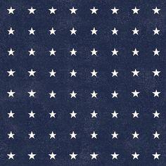 Stjärnor i marin stil från kollektionen Regatta 136461. Klicka för att se fler härliga tapeter för ditt hem!