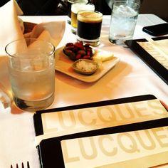 Lucques à Los Angeles, CA is serving #Lillet