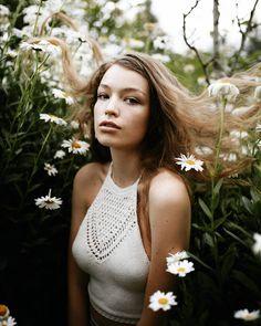Beautiful Female Portraits by Joshua Abels #inspiration #photography