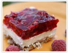 Cranberry Cream Cheese Holiday Salad -