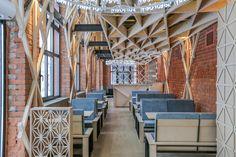 Gallery of Shishka Bar / IITM Architect - 11