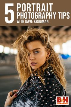 Photographer Dave Krugman shares his 5 tips on how to pose models during a photoshoot for both outdoor and indoor portrait photography.