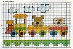 Mis Pasatiempos Amo el Crochet: Motivos infantiles en dos agujas