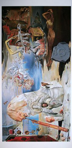 Apoteosi di Omero (1945) - Salvador Dalì