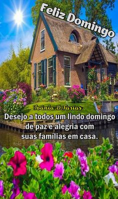 House Styles, Sunflower Art, Good Morning Wishes, Wish, Joy, Happy, Houses
