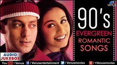 90's Evergreen Romantic Songs | Most Romantic Hindi Songs | Audio Jukebo...