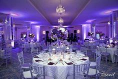 wedding purple silver - Idea change to Blue