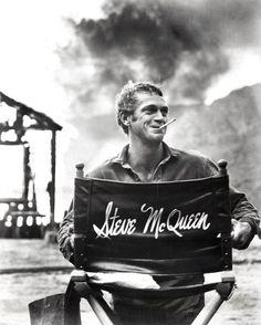 Steve McQueen, movie star