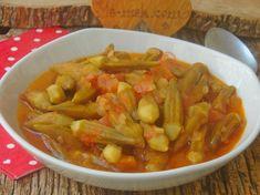 Kışlık Konserve Menemen Tarifi, Nasıl Yapılır? (Resimli) | Yemek Tarifleri Romanian Food, Ratatouille, Thai Red Curry, Salsa, Pork, Chicken, Vegetables, Ethnic Recipes, Sweet