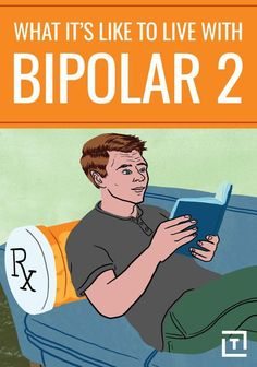 What It's Really Like to Live With Bipolar 2 www.pinterest.com/mentallyinteresting/living-with-bipolar-disorder?utm_content=bufferf23ee&utm_medium=social&utm_source=pinterest.com&utm_campaign=buffer