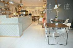 Tienda Deco+Cafetería+Salón de belleza en Amersfoort (Holanda)