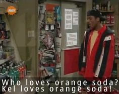 11 Reasons Why Kenan And Kel Need To Make Up. It makes me want to cry knowing that they aren't besties. Kel loves orange soda!!