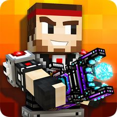 Try Pixel Gun 3D in MULTIPLAYER MODE with Cooperative, Deathmatch & Deadly Games! Also it is a cool modern block world shooter with singleplayer campaign and survival arena. This is a pocket edition for mobile devices. Now you have a perfect chance to battle with your friends, classmates and...https://www.apkoffice.com/app/pixel-gun-3d-pocket-edition-apk/