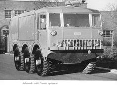 alvis salamander - Google Search Trailers, British Rail, Busses, Royal Air Force, Fire Engine, Commercial Vehicle, Classic Trucks, Ambulance, Fire Trucks