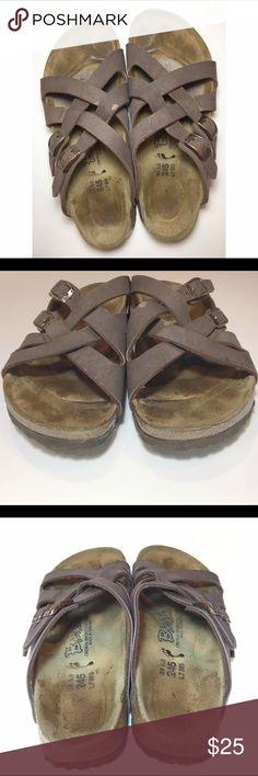 Birkenstocks! L7 M5 Excellent condition. Minor signs of wear shown in photos! Birkenstock Shoes Sandals