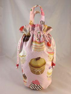 Sac à sacs ou distributeur de sacs en plastique : Etuis, mini sacs par les-p-tites-zettouilles