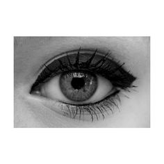 eye makeup | Tumblr ❤ liked on Polyvore featuring makeup, eyes, pictures, black and white and beauty