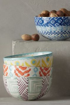 Linari Nut Bowl - anthropologie.com #anthrofave