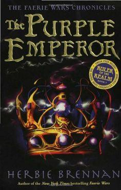 The Purple Emperor (The Faerie Wars Chronicles) by Herbie Brennan,http://www.amazon.com/dp/1582347468/ref=cm_sw_r_pi_dp_Xrdatb1EF8ERFQ8K