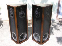 Allison One Speakers