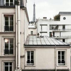 this is also Paris Tour Eiffel, The Places Youll Go, Places To See, Beautiful Buildings, Beautiful Places, Metro Paris, Paris Rooftops, Grand Paris, Paris City