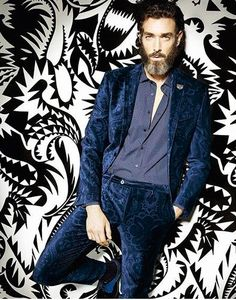 ETRO Fall Winter 2015 - #Menswear #Trends #Tendencias #Moda Hombre - F.Y!