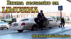 Broma Secuestro en Limusina @ChemaRuizComico (+lista de reproducción)