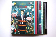 Colourful C1S slipcase and thin books