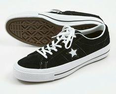 5d270a567c2 Converse One Star - Black