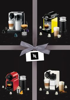 Discover our world of wonder and find the perfect Nespresso gift for any and every person in your life. Visit our gift finder to discover more gift ideas.