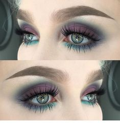 Fascinating purple eye makeup look for green eyes Loading. Fascinating purple eye makeup look for green eyes Makeup Looks For Green Eyes, Purple Eye Makeup, Green Makeup, Eyeshadow For Green Eyes, Eyemakeup For Green Eyes, Dark Smokey Eye Makeup, Red Eyeliner, Bold Eye Makeup, Purple Smokey Eye