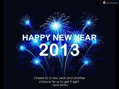 Happy New Year Fireworks Images.... pinned with Bazaart