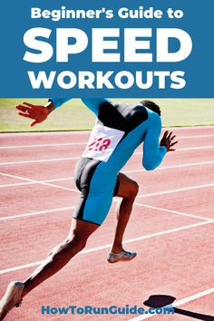 Want to run faster, but aren't sure how? Read all about speed workouts! This approachable beginner's guide tells you what you need to know to get started. Running Schedule, Running Routine, Interval Running, Running Workouts, Running Training, Cardio, Hill Workout, Speed Workout, Workout List