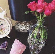 Crystal Head Vodka, Skull Decor, Skull Art, Dark House, Smart Tiles, After Life, My New Room, Home Decor Items, Home Decor Inspiration