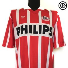 Belter of a vintage adidas PSV shirt XL from @cultfootball Link in bio