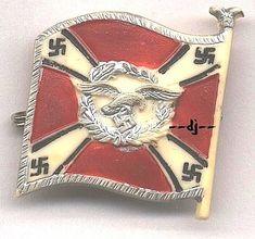Luftwaffe Nachrichtentruppe_ __ADV__Source: dj joe Charitable Donations, Luftwaffe, Pin Badges, Wwii, Third, Germany, Badges, World War Ii