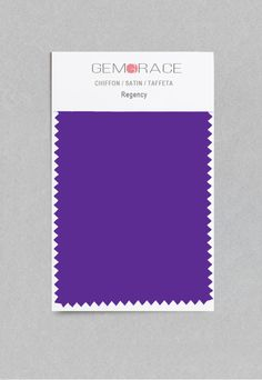 Regency Fabric Swatch. Get Free Fabric Swatches from GemGrace Now!