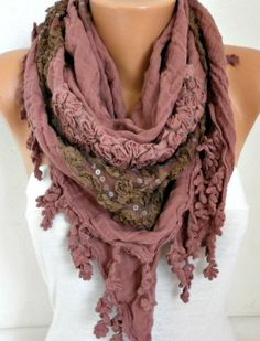 Scarf Oversize Scarf Fall Winter Fashion Shawl Scarf by fatwoman christmas  #fashion,  accessories