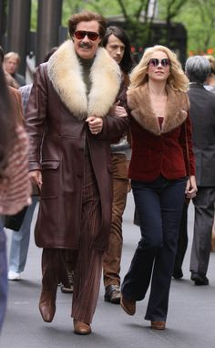 Will Ferrell and Christina Applegate, Anchorman 2