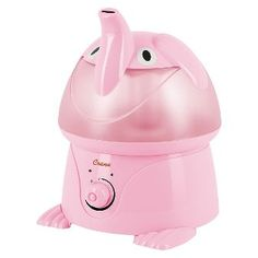 Crane Elephant Ultrasonic Cool Mist Humidifier
