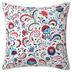 Set of 2 - Ikea KRATTEN Pillow Cushion Cover x Nordic White Multicolor for sale online Cushion Pads, Cushion Covers, Throw Pillow Covers, Throw Pillows, Floor Cushions, Cushions On Sofa, Ikea Friheten, Hemnes Shoe Cabinet, Ikea Usa