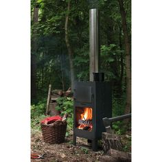 Stahlherd Outdooroven - Manufactum