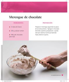 ISSUU - Cobertura de los cupcakes de Mercado Natural Frosting Recipes, Buttercream Frosting, Cupcake Recipes, Baking Recipes, Cupcake Cakes, Cake Pops, Cake Tutorial, Cakes And More, Sweet Recipes