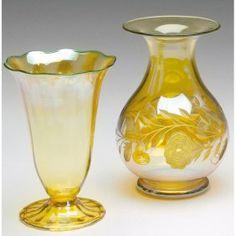 Durand Vase, W/Durand Vase