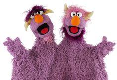 Two Headed Monster from Sesame Street