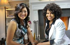 Janet and Juju Chang (ABC's Good Morning America and ABC News: Nightline)