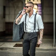 Friday braceful casual from @RealManSpirit )) More Fashion Trends, Style Icons and Modern Hacks at @RealManSpirit ✌ Be sure to follow!  #beard #bearded #beardman #beardie #beardedmen #beardmen #beardlovers #beardlife #beardsofinstagram #beardstyle #menhairstyle #menshair #menshaircut #menshairstyle #hairstyle #hairstylist #hairstyling #hairfashion #hairdresser #haircuts #style #fashion #styles #mensstyleguide #mensstyles #menstyle #mensfashion #menswear