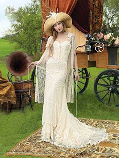 Bohemian Inspired Wedding Dresses Gown